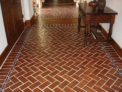 Mexican Tile Restoration
